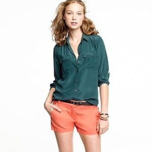 J.Crew Shorts Chino Broken-In Size 8